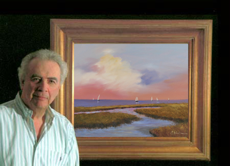 Ed Hicks, Oil Painter